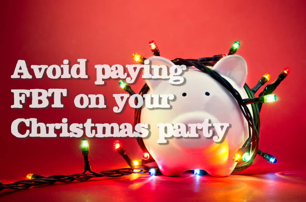 Fringe Benefits Tax And Christmas Parties