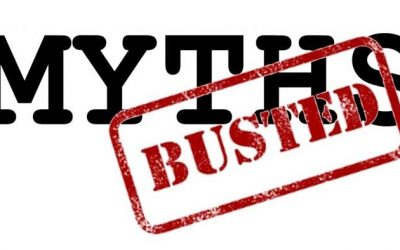 Top 10 Myths Busted