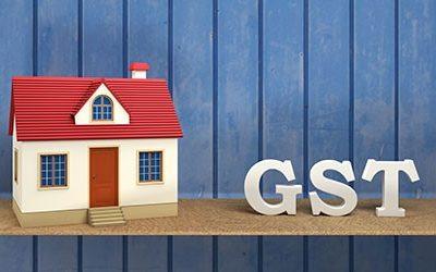 GST on Settlement of Residential Premises